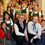 Chorgemeinschaft Freistadt - Gruppenfoto 2 - 2015
