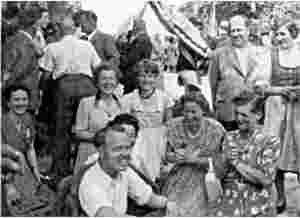 Franz Tomschi Chorleiter Chorgemeinschaft Freistadt ab August 1953