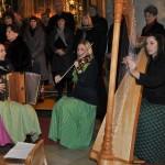 Chorgemeinschaft Freistadt Adventsingen 2013 mit Oberaigner Stubnmusi