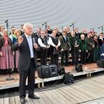 Eröffnung Musik vom Fass im Bauhof Freistadt mit Landeshauptmann