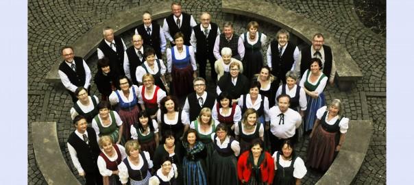 Chorgemeinschaft Freistadt - Gruppenfoto 2015