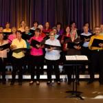 """""""Don't worry be happy"""" Chorgemeinschaft Freistadt Konzert vom 20. Juni 2015"""