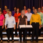 """Don't worry be happy"" Chorgemeinschaft Freistadt Konzert vom 20. Juni 2015"