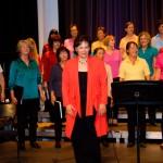 """""""Don't worry be happy"""" Chorgemeinschaft Freistadt Konzert vom 20. Juni 2015 - Iris Baumann"""