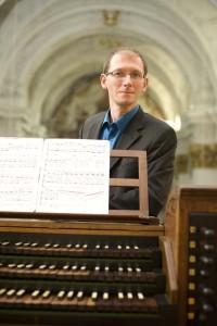 Bernhard Prammer - Orgel, Foto Privat
